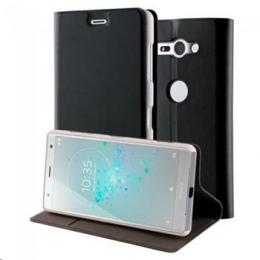 URB5183S RoxFit Sony H8324 Xperia XZ2 Compact Standing Book Pouzdro Black/Silver (EU Blister)