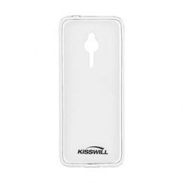 Kisswill TPU Pouzdro Transparent pro Samsung Galaxy A6 2018