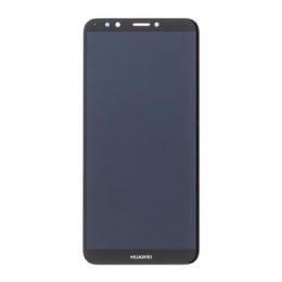 Huawei  Y7 Prime 2018 LCD Display + Dotyková Deska Black