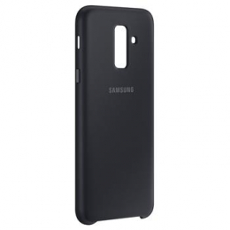 EF-PA605CBE Samsung Dual Layer Cover Black pro Galaxy A6 Plus 2018 (EU Blister)