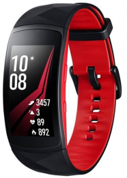 SM-R365NZRN Samsung Gear Fit2 Pro Size S Red (EU Blister)
