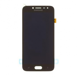 LCD display + Dotyk Samsung J250 Galaxy J2 Pro 2018 Black (Service Pack)