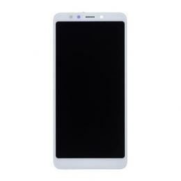 LCD Display + Dotyková Deska + Přední Kryt pro Xiaomi Redmi 5 White (Service Pack)