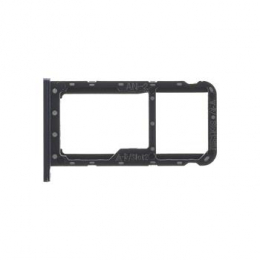 Huawei P20 Lite Držák SIM/Pam.Karty Black (Service Pack)
