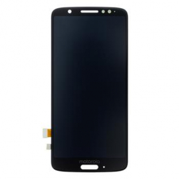 Motorola G6 LCD Display + Dotyková Deska Black