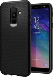 Spigen Liquid Air for Samsung Galaxy A6 Plus (2018) Black (EU Blister)
