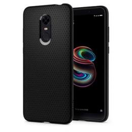 Spigen Liquid Air for Xiaomi Redmi Note 5 Black (EU Blister)