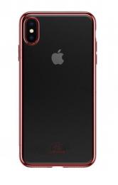 USAMS Kingdom TPU Zadní Kryt Red pro iPhone 6.5