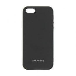Molan Cano Jelly TPU Pouzdro pro iPhone XR Black