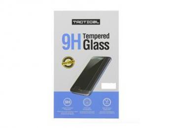 Tactical Tvrzené Sklo 2.5D Black pro Huawei Mate 20 (EU Blister)
