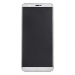 Huawei  P Smart LCD Display + Dotyková Deska + Přední Kryt White