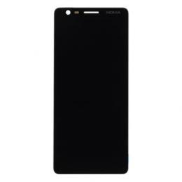Nokia 3.1 Dotyková Deska + LCD Display Black (Service Pack)