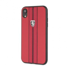 FEURHCI61REB Ferrari Off Track Hard Case Red pro iPhone XR