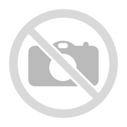 Luphie Aurora Magnet Hard Case Glass +Tvrzené Sklo Black/Red pro iPhone X