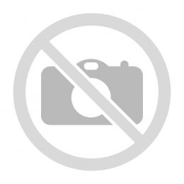 Luphie Magneto Hard Case Glass +Tvrzené Sklo Silver/Crystal pro Huawei P20