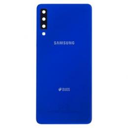 Samsung A750 Galaxy A7 2018 Kryt Baterie Blue (Service Pack)
