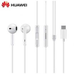 Huawei CM33 Type C Stereo Headset White (Bulk)