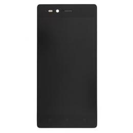 Lenovo Vibe Shot LCD Display + Dotyková Deska + Přední Kryt Black