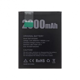 Doogee Baterie 2000mAh pro X50 (Bulk)