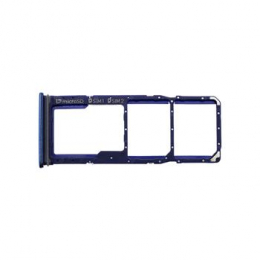 Samsung A920 Galaxy A9 2018 Držák SIM Blue (Service Pack)