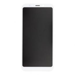 LCD Display + Dotyková Deska + Přední kryt pro Xiaomi Redmi 5 Plus White