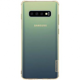 Nillkin Nature TPU Pouzdro Tawny pro Samsung Galaxy S10