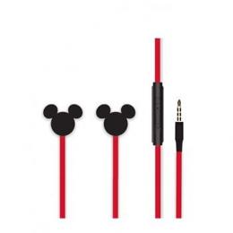 Disney Stereo Sluchátka 3.5mm Mickey Matt Black 3D