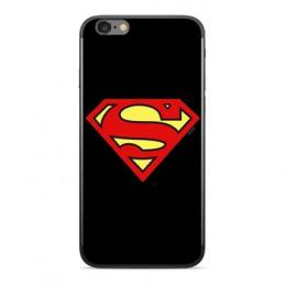 Superman Zadní Kryt 002 Black pro iPhone XS