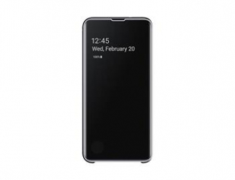 EF-ZG970CBE Samsung Clear View Cover Black pro G970 Galaxy S10 Lite (EU Blister)