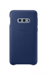 EF-VG970LNE Samsung Leather Cover Navy pro G970 Galaxy S10 Lite (EU Blister)