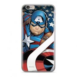 MARVEL Captain America 004 Zadní Kryt Multicolored pro Huawei P30