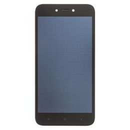 LCD Display + Dotyková Deska + Přední Kryt pro Xiaomi Redmi GO Black