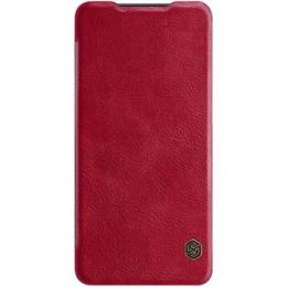 Nillkin Qin Book Pouzdro pro Samsung Galaxy M10 Red