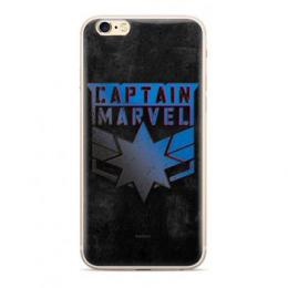 MARVEL Captain Marvel 015 Kryt pro iPhone 6/7/8 Plus Black
