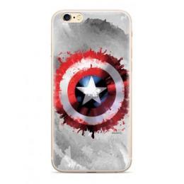 MARVEL Captain America 019 Zadní Kryt pro Huawei P30 Black