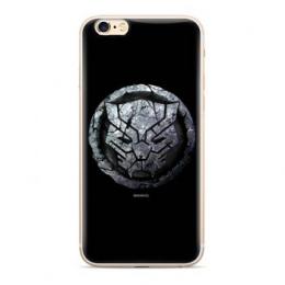 MARVEL Black Panther 013 Zadní Kryt pro iPhone XS Max Black