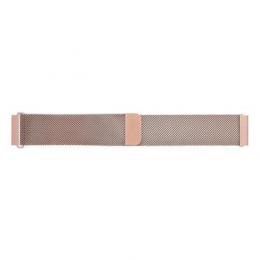 Handodo Loop Magnetický Kovový Pásek pro Samsung Grear S2 Pink (EU Blister)
