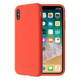 SoSeven Smoothie Silikonový Kryt pro iPhone X/XS Orange (EU Blister)