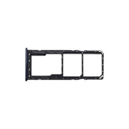 Samsung Galaxy A50 Držák SIM Black (Service Pack)
