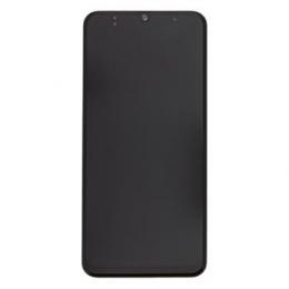 LCD display + Dotyk Samsung A505 Galaxy A50 Black (Service Pack)