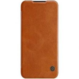 Nillkin Qin Book Pouzdro pro Xiaomi Redmi 7 Brown