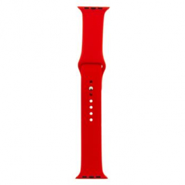 Handodo Silikonový Pásek pro iWatch 1/2/3 42mm Red (EU Blister)
