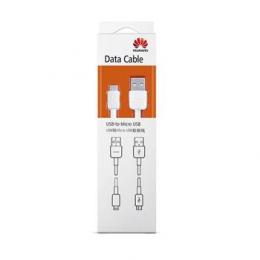 Huawei CP70 Original MicroUSB Datový Kabel White