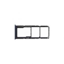 Samsung Galaxy A70 Držák SIM Black (Service Pack)