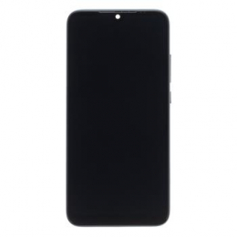 LCD Display + Dotyková Deska + Přední Kryt pro Xiaomi Redmi 7 Black