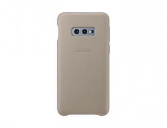 EF-VG970LJE Samsung Leather Cover Gray pro G970 Galaxy S10 Lite (EU Blister)