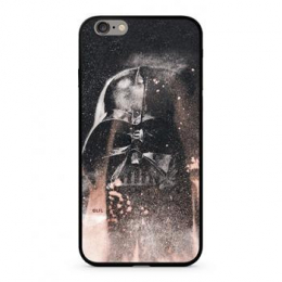 Star Wars Darth Vader 014 Premium Glass Kryt pro iPhone 6/6S Multicolored