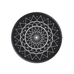 Nillkin Power Color 15W Rychlá Bezdrátová Nabíječka Black Magic Array (EU Blister)