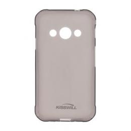 Kisswill TPU Pouzdro Black pro Asus Zenfone 6 ZS630KL