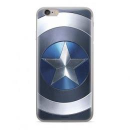 MARVEL Captain America 005 Zadní Kryt pro iPhone X/Xs Blue